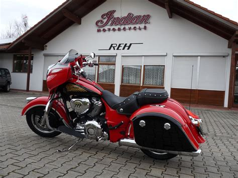 Indian Chieftain Image by Gebrauchte Indian Chieftain Navi Ride Command Soundstarker