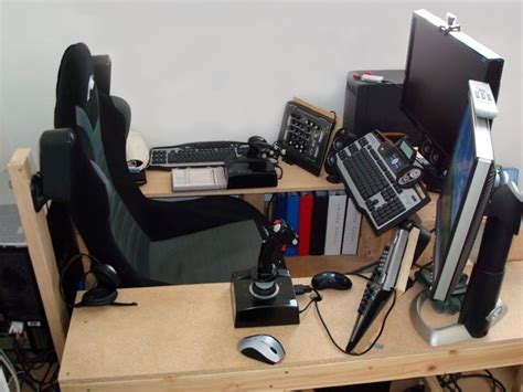 small gaming computer desk cockpit computer desk obutto r3volution gaming cockpit
