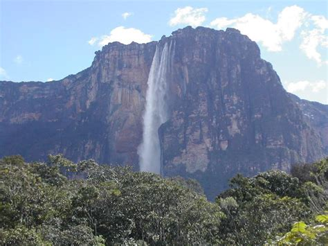 The Blue Arrow Angel Falls Venezuela