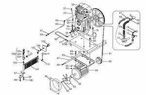 Sip Airmate Q10 Compressor Pump Motor Diagram