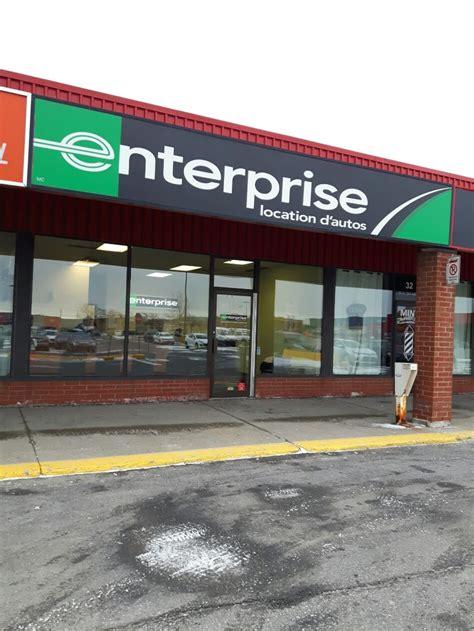 enterprise rental car phone number enterprise rent a car 7401 boul newman lasalle qc