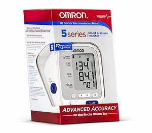 Omron 5 Series Bp742n Automatic Upper Arm Blood Pressure