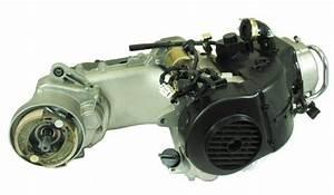 Qmb139 Complete Engines  Qmb139 49cc 50cc 4