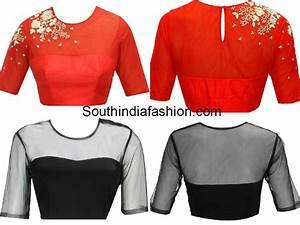 Closed Neck Blouse Designs Lace Henley Blouse