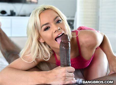 Elsa Jean Drilled Sis For A Spin