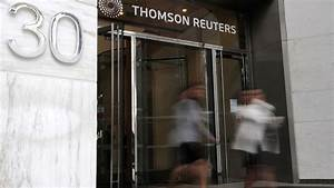 What does Thomson Reuters do? | Answers On