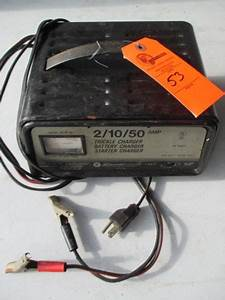 Schumacher Model  Se  Battery