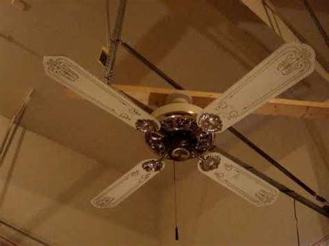 smc a52 ceiling fan with blades on youtube