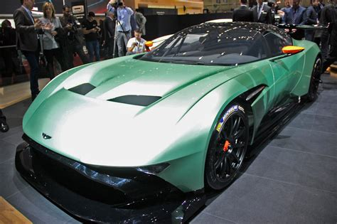 Aston Martin Vulcan Bows