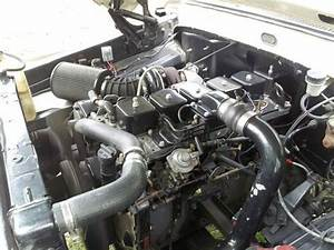 Ford Pickup  Ford Pickup With Cummins Engine