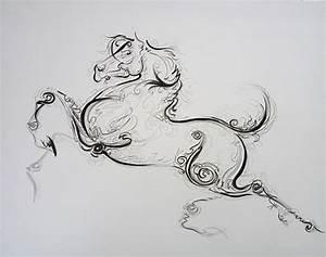 25 best ideas about dessin cheval on pinterest cheval With comment faire des couleurs avec de la peinture 1 des dessins danimaux avec des points multicolores par ana