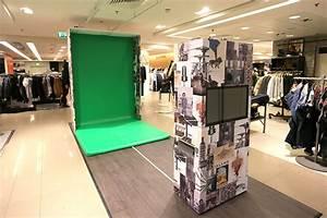 Incrustation fond vert - VIP BOX - animation photo - VIP