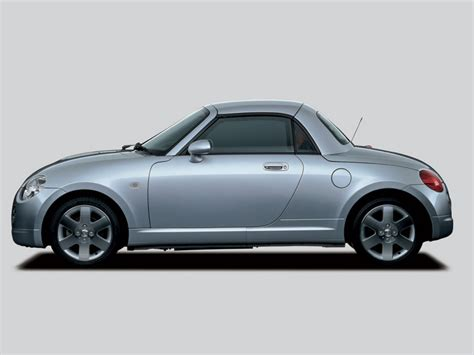 Daihatsu Copen Picture by Car In Pictures Car Photo Gallery 187 Daihatsu Copen 2001
