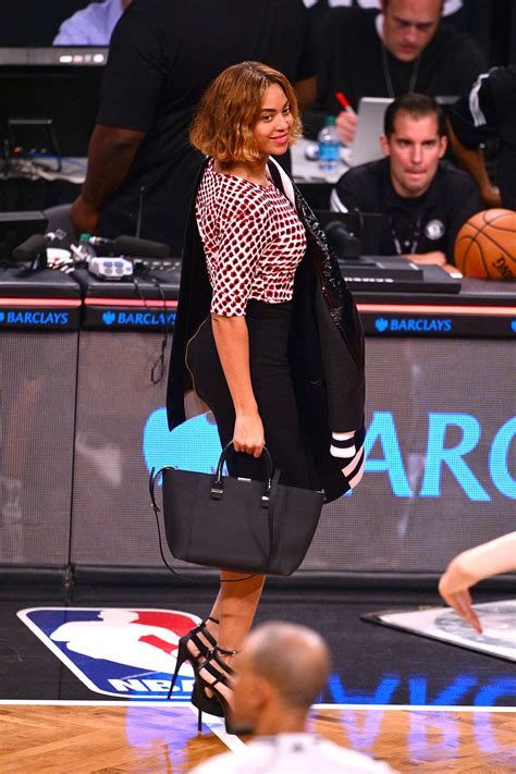 Courtside Celebrities - Celebrities At Basketball Games