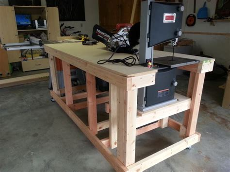 diy bandsaw table woodworking projects plans