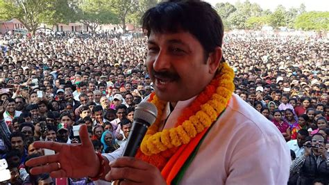 manoj tiwari wikipedia