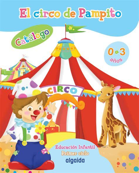 cat 225 logo quot el circo de pito quot by grupo anaya s a issuu