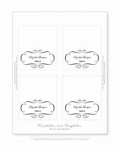 Place card template free 6 per page myideasbedroomcom for Free template for place cards 6 per sheet