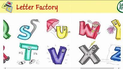 Letter Factory Talking Letters Alphabet App Windows