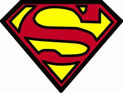 Superman Template Clipart Blank Sign Clip Superhero