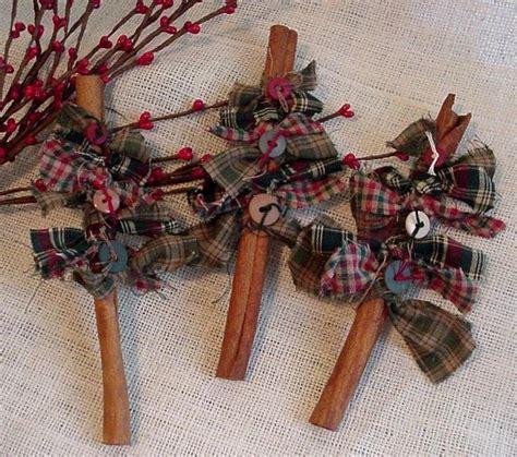 diy primitive christmas crafts special day celebrations