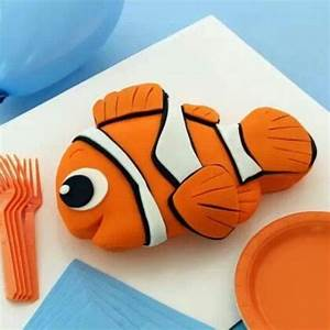 pinterest With nemo cake template