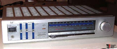 Vintage Working Jvc R-k11 Am Fm Stereo Receiver 35 Watts