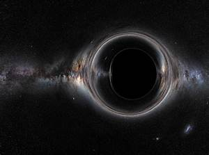 How to hunt for a black hole with a telescope the size of ...