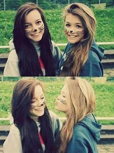 best friends, friends, girl, girls - image #594740 on ...