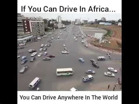 If You Can Drive In Africa, You Can Drive Anywhere Youtube
