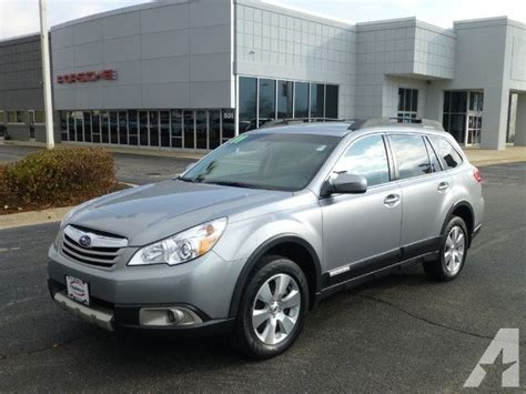 2011 Subaru Outback 3.6r Limited Rockford, Il For Sale In