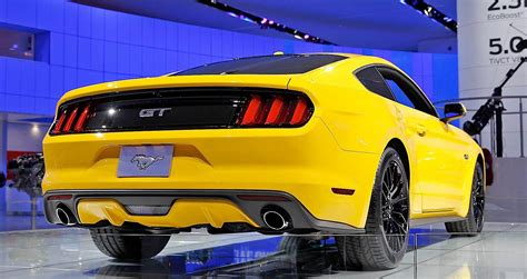2017 Ford Mustang Gt Review Interior Price 2017 New Cars