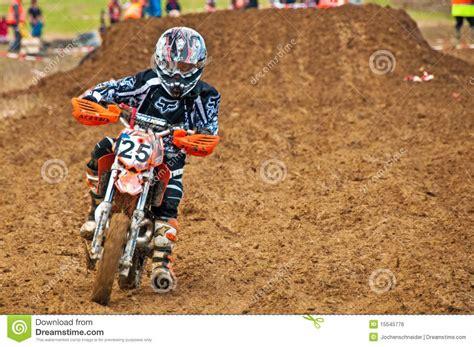 kids motocross kids motocross editorial photo image 15545776
