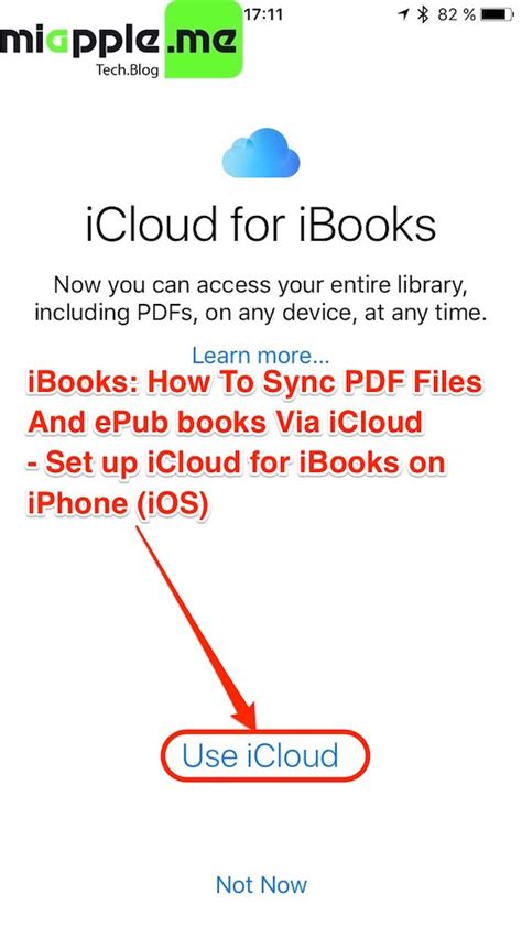 how to open a pdf on iphone ibooks how to sync pdf files and epub books via icloud