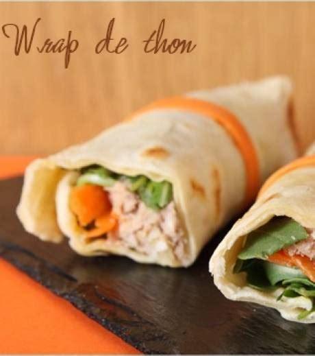 cuisine wrap cuisine wrap de thon épicé