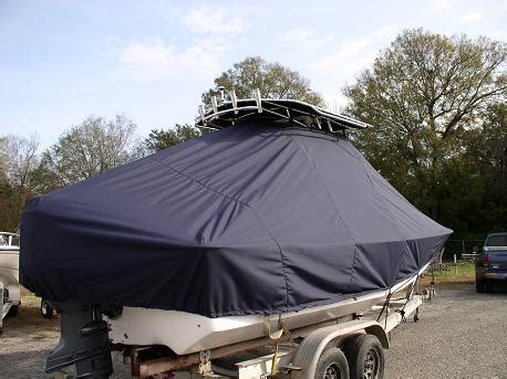 Carolina Skiff Boat Cover With T Top by Carolina Skiff 218dlv 20xx Ttopcovers T Top Boat Cover