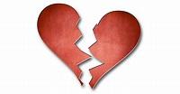 Broken Heart for Facebook   Symbols & Emoticons