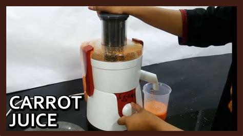 carrot juicer juice mixer philips grinder