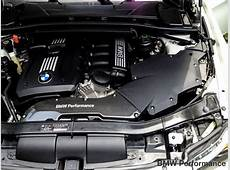 BMW Performance Carbon Intake for 200612 325i328ixi