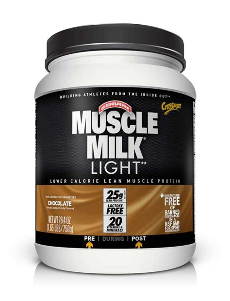 Amazon.com: Muscle Milk Light Protein Powder, Chocolate