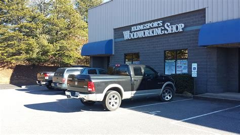 asheville nc store klingspors woodworking shop
