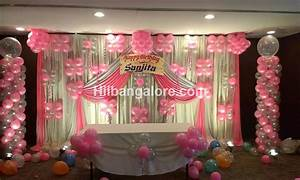 Naming ceremony decorations bangalore - Hiibangalore.com