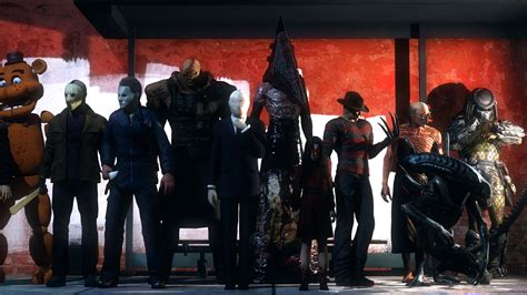full hd wallpaper supervillain squad alien predator