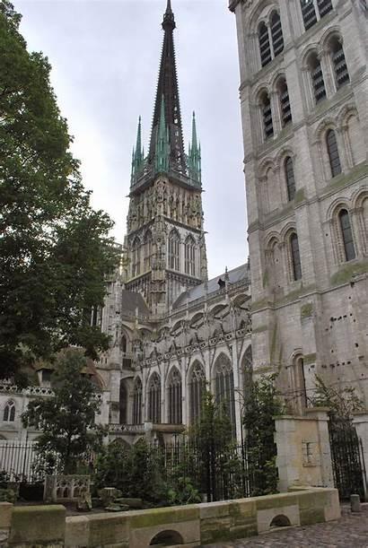 Cathedral Rouen France Socalgalopenwallet