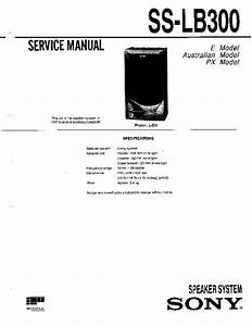 Sony Hcd-n300  Hcd-n300k  Lbt-n300  Lbt-n300k Service Manual