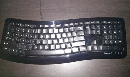 microsoft comfort curve keyboard reviewing the comfort curve 3000 a silent keyboard from