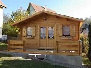 Maison En Kit Pas Cher 30 000 Euro : fabricant constructeur de kits chalets en bois habitables stmb ~ Dode.kayakingforconservation.com Idées de Décoration