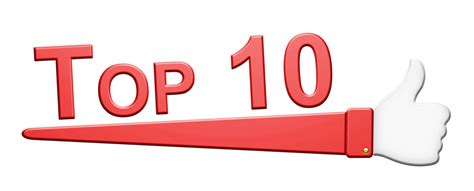Top 10  The Personal Blog Of Andrew R Wendt
