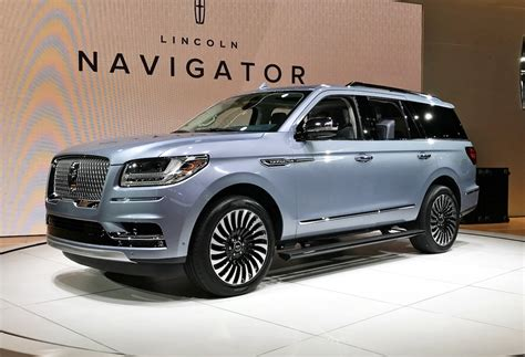 2017 Nyias 2018 Lincoln Navigator Makes Production Debut