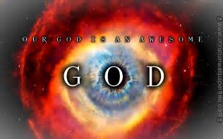 Our God Is Awesome Image